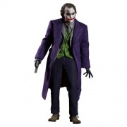 HOT TOYS THE JOKER DX 2.0 FROM THE DARK KNIGHT 1:6 SCALE FIGURE - WITH EYEBALL ROLLING SYSTEM
