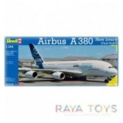 Сглобяем модел Airbus A 380 Revell