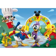 Clementoni Puzzle 25123 - Mickey Mouse Club House - 3 x 48 pezzi