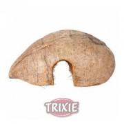 Domeček ze slupky kokosového ořechu 10-15cm - DOPRODEJ
