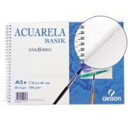 Guarro Canson 728121 - Cuaderno A3, 20 hojas, 150 gr