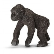 Schleich Baby Gorilla Toy Figure