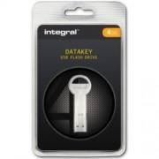 Stick USB 4GB Metal DataKey Gri Integral