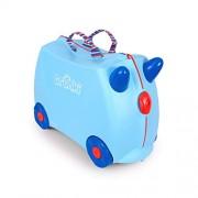 Trunki 10109 - Equipaje infantil,18 liters, color azul