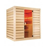 items-france ECCOLO 6PL - Sauna conomique traditionnel eccolo 6 places 200x175x...