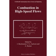 Combustion in High-Speed Flows by John Buckmaster