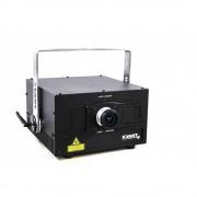 Kvant ClubMAX 3000 laserprojector full diode RGB