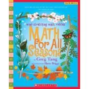 Math for All Seasons by Greg Tang