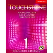 Touchstone Teacher's Edition 1 Teachers Book 1 with Audio CD by Michael J. McCarthy
