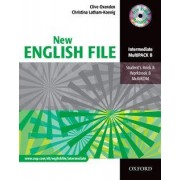 New English File: Intermediate: MultiPACK B by Clive Oxenden