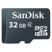 SanDisk 32GB MicroSDHC Card (SDSDQ-032G-A11M US )