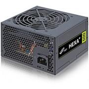 FSP 4711140486321 Alimentatore per PC da 500 Watt, Nero
