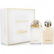 Chloe Love Story Комплект (EDP 50ml + Body Lotion 100ml) за Жени