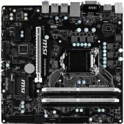 Placa de baza MSI B150M BAZOOKA Intel LGA1151 ATX