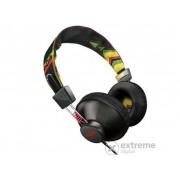 Căști Marley EM-JH011-RA Positive Vibration Rasta