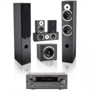 Sistem Home Audio 5.1 Akai AS008RA 6100 SS014A 265 BF2016