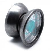 Metal Yo-Yo Toy - plata
