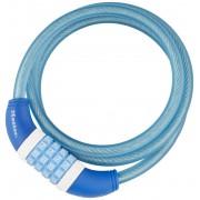 Masterlock 8231 Kabelschloss 10 mm x 1.200 mm blau Kabelschl