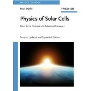 Physics of Solar Cells by Dr. Peter Wurfel
