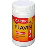 Cardio Flavin7+ kapszula (90 db) - keringést és szívet támogató hatással - Flavin7