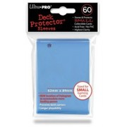 Sleeves Small Light Blue (62x89 mm)