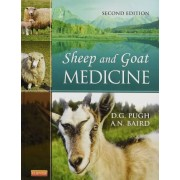 Sheep and Goat Medicine by D. G. Pugh