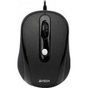 Mouse A4Tech N-250X-1 V-track Padless USB Black