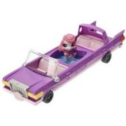Jucarie Littlest Pet Shop Limo Car Deluxe Toy Playset Lps