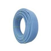 Tub flexibil albastru D 25 pentru pex de 16 mm colac 50 m