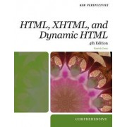 New Perspectives on HTML, XHTML, and Dynamic HTML by Partrick Carey