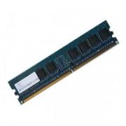 Ram Barrette Mémoire NANYA NT256T64UH4A0FY-37B 256Mo DDR2 PC-4200U 533Mhz