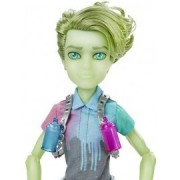 Papusa Porter Geiss - Monster High Haunted