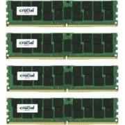 Kit Memorie Server Crucial ECC LRDIMM 4x32GB DDR4 2400MHz CL17 Dual Rank x4 Quad Channel