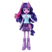 My Little Pony Equestria Everyday Doll arcobaleno Rocks Twilight Sparkle