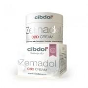 Cibdol Crème contre l'eczéma au CBD Zemadol de Cibdol