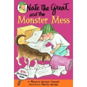 Nate & the Monster Mess by Marjorie Weinman Sharmat