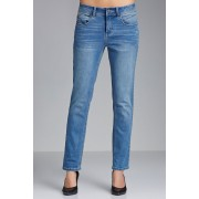 Womens Capture Comfort Jeans - Grey Trousers