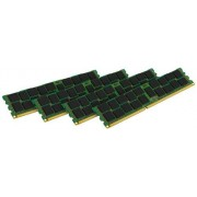 Kingston Technology Kingston KVR16LR11S4K4/32I RAM 32Go 1600MHz DDR3L ECC Reg CL11 DIMM Kit (4x8Go) 1.35V, 240-pin, Certifié Intel