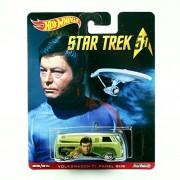 VOLKSWAGEN T1 PANEL BUS * Star Trek / LtCdr. Leonard 'Bones' McCoy * Hot Wheels 2015 Pop Culture Star Trek 50th...
