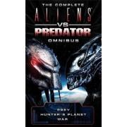The Complete Aliens vs. Predator Omnibus by Steve Perry