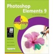 Vandome, N: Photoshop Elements 9 In Easy Steps