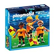 Playmobil 6859 Sports and Action Football Referee Team Figure