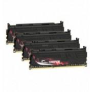 G.Skill 16 GB DDR3-RAM - 1600MHz - (F3-12800CL9Q-16GBSR1) G.Skill Sniper-LV-Serie CL9