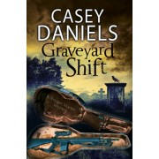 Graveyard Shift: A Pepper Martin Paranormal Mystery