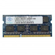 4Go RAM PC Portable SODIMM Nanya NT4GC64B8HG0NS-DI DDR3 PC3-12800S 2Rx8 1600MHz