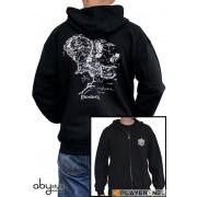 Merchandising LORD OF THE RING - Sweat Map Men Black (XL)