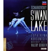 Artists Of The Mariinsky Ballet, Orchestra Of The Mariinsky Theatre, Valery Gergiev - Tchaikovsky: Swan Lake (Blu-Ray)