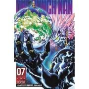 One-Punch Man, Vol. 7 by Yusuke Murata