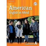 American English in Mind Starter Combo A with DVD-ROM by Herbert Puchta