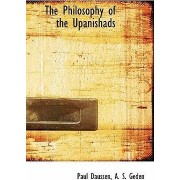 The Philosophy of the Upanishads by Paul Daussen